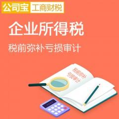 北京审计报告 企业所得税税前弥补亏损审计 公司宝工商财税