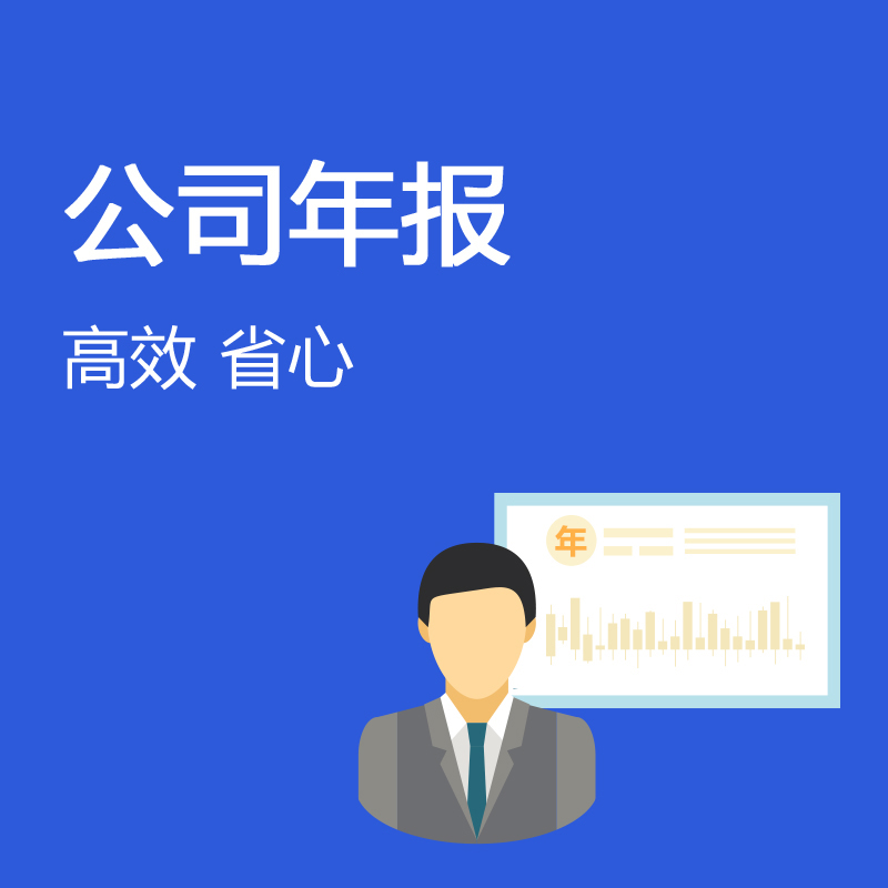 公司宝 公司年报 工商企业年审 工商年检 内资公司年报企业年度必备 1-6月办理  北京